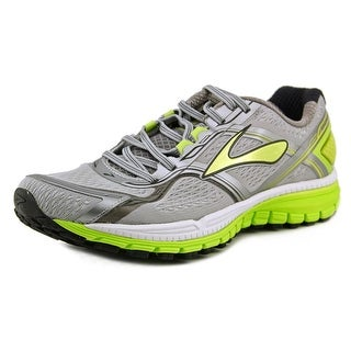 Brooks Ghost 8 Women Round Toe Synthetic Gray Running Shoe