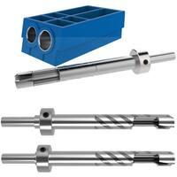 Kreg Pocket Hole Plug Cutter Master Pack - Blue