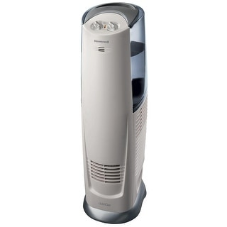 Honeywell HCM-300T QuietCare Advanced UV Tower Humidifier - Silver