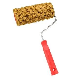"""7'' Home Wall Sponge Paint Roller Painting Brush Cover Fame Kit - 7"""" sponge - 7"""" Sponge"""