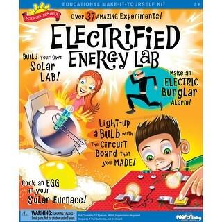 Scientific Explorers Electrified Energy Lab Kit-