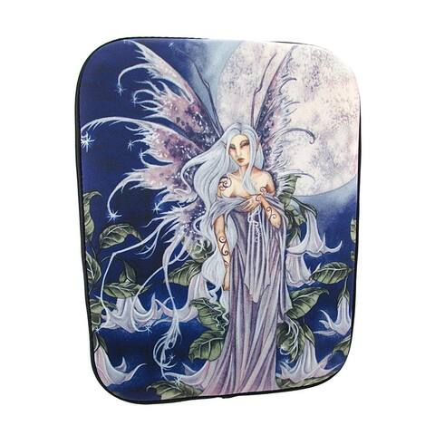 Amy Brown `Night Blossoms` Fairy Neoprene Tablet Sleeve - 11.5 X 8.5 X 2 inches