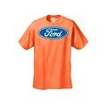 Men's T-Shirt FORD Built Tough Making Better Cars & Trucks F150 Automobile Tee - Thumbnail 3