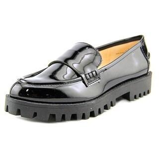 Nine West Juniper Women W Round Toe Synthetic Loafer