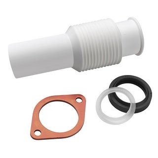 InSinkErator FTD-00 Flexible Discharge Tube with Clamps & Gaskets