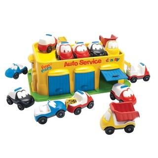 Dantoy Fun Car Set with Garage