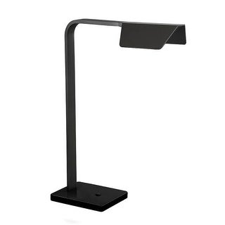 "Dove 1 Light 18"" Tall LED Gooseneck Desk Lamp"