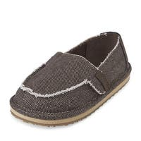 The Children's Place Kids' Tb Slipon Deck Slipper