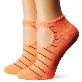 adidas Women's Studio Super No Show Socks (2 Pack) - One size
