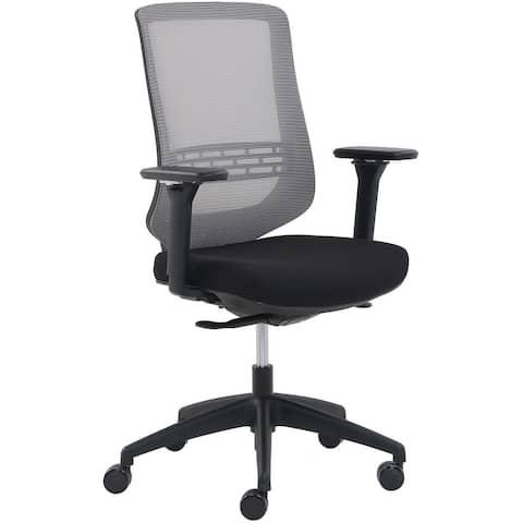 Lorell Swap Midback Mesh Chair