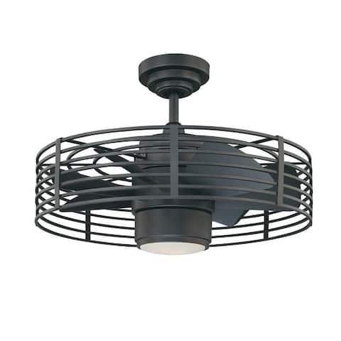 Gary 1-Light 23-in. Ceiling Fan