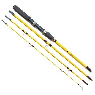 "Eagle Claw Pack-It 7'6"" Spin/Fly Fishing Rod"
