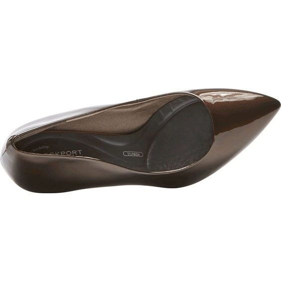 Rockport Womens Total Motion Luxe Valerie Pump