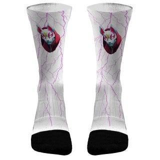 Fortnite Drift Athletic Compression Socks