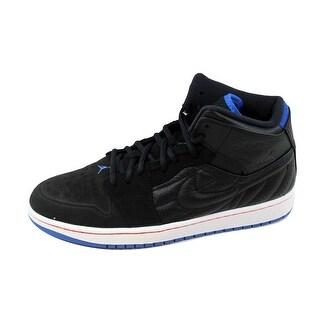 Nike Men's Air Jordan 1 Retro '99 Black/Sport Blue-Infrared 23-White 654140-007
