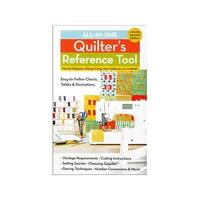 C&T All-in-One Quilter's Reference Tool 2nd Ed Bk
