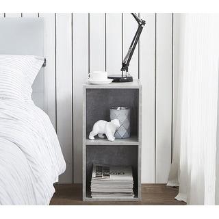 Cube Shelf Nightstand