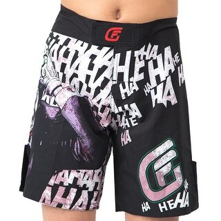 Fusion Fight Gear Kid's Batman The Killing Joke MMA Fight Shorts