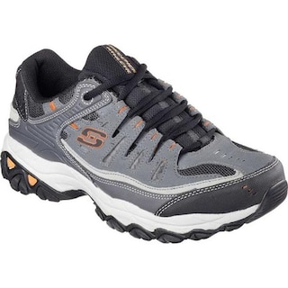 09381003523 Shop Skechers Men's After Burn Memory Fit Cross Training Shoe ...