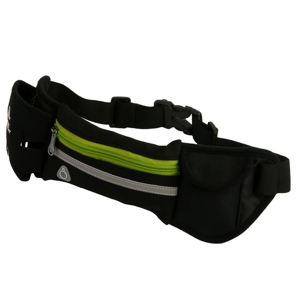 FreeKnight Authorized Outdoor Bicycle Riding Pouch Pocket Sports Waist Bag Green