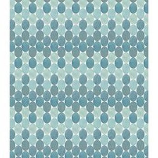 "Craft Consortium Decoupage Papers 13.75""X15.75"" 3/Pkg-Blue Dots"
