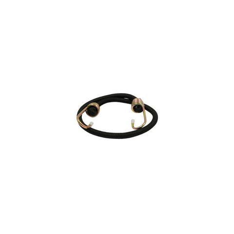 Roadpro r rpts24 24 heavy-duty stretch cord with plastic tip hooks