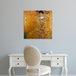 Easy Art Prints Gustav Klimt's 'Adele Bloch