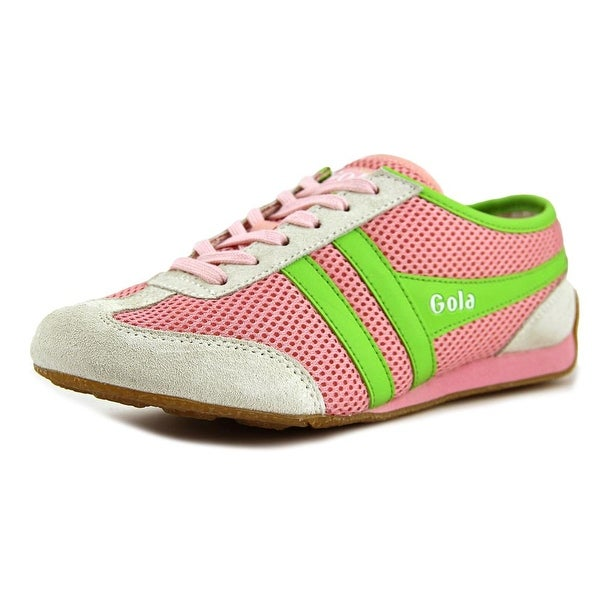 Gola Raider Women Pink/Natural/Lime Sneakers Shoes