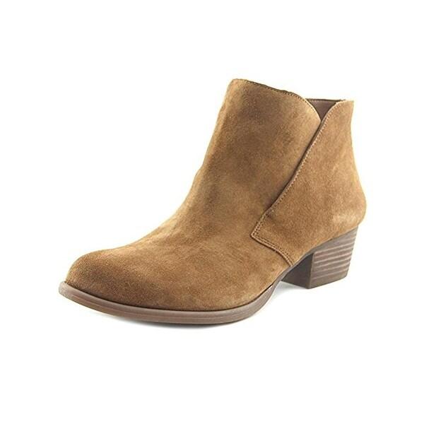 Jessica Simpson Womens Dacine Booties Ankle Round Toe