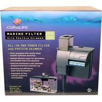 Coralife Marine Filter With Protein Skimmer