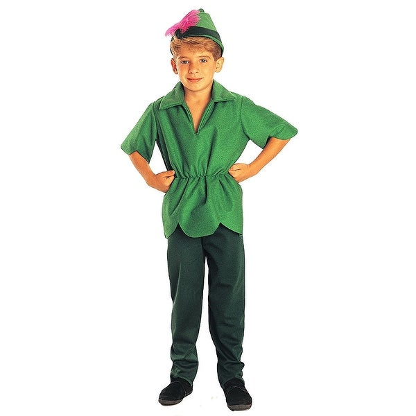 Amazing Shop Peter Pan Costume Child   Free Shipping On Orders Over $45   Overstock    17886180