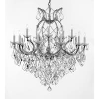 Swarovski Crystal tm Maria Theresa Chandelier
