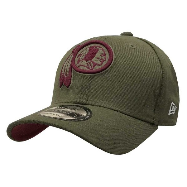 Shop New Era 2018 NFL Washington Redskins Salute to Service Baseball Cap  920 Military - Free Shipping On Orders Over  45 - Overstock - 23577496 84bd9925a