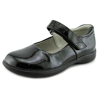 Jumping Jacks Abby Round Toe Patent Leather Mary Janes