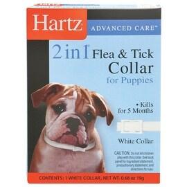 Hartz Puppy F&T Collar