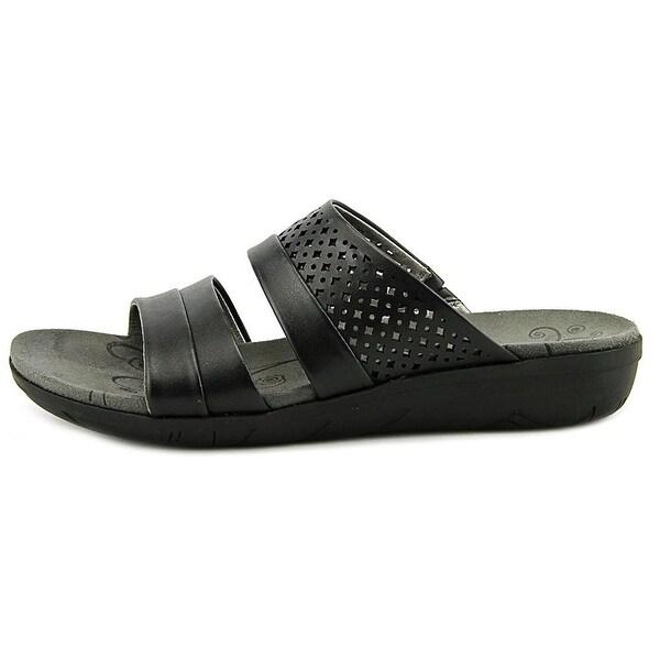 Bare Traps Womens Jimina Open Toe Casual Slide Sandals