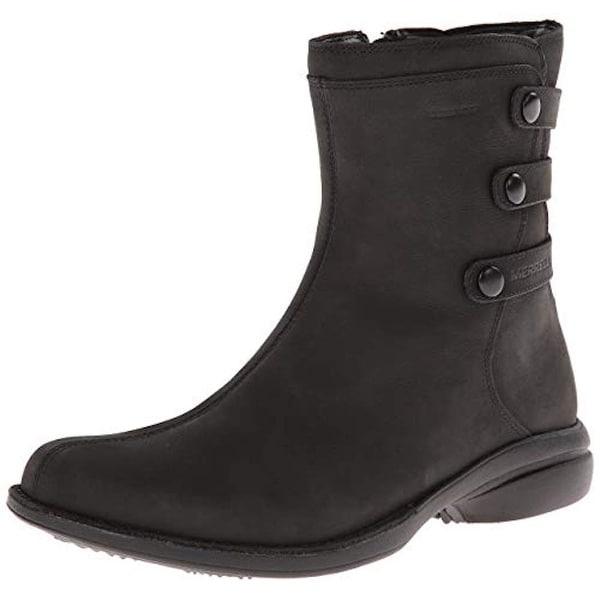 c3ce9a8ecf8a Shop Merrell Women s Captiva Launch Mid 2 Waterproof Boot