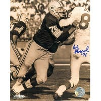 Bob Skoronski signed Green Bay Packers 8x10 Photo