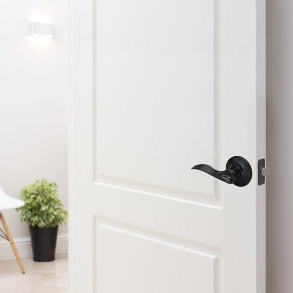 Design House 581165 Karsen Bed and Bath Lever Polished Chrome