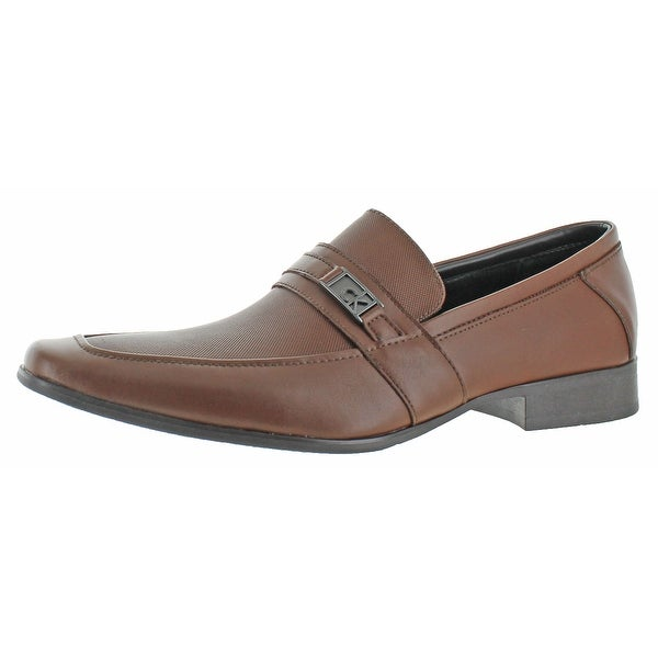 Calvin Klein Men's Bartley Slip-On Dress Loafer Shoes