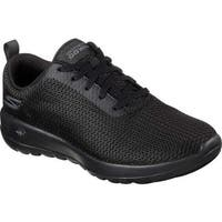 Skechers Women's GOwalk Joy Paradise Walking Shoe Black/Black