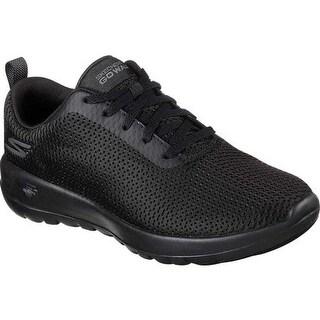 Skechers Women's GOwalk Joy Paradise Walking Shoe Black/Black