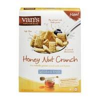 Van's Natural Foods - Gluten Free Honey Nut Crunch Cereal ( 6 - 11 oz boxes)