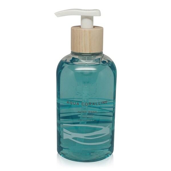 Thymes Aqua Coralline Hand Wash 8.25 Oz