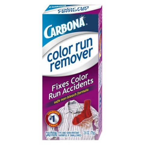 Carbona 431 Color Run Remover, 2.6 Oz