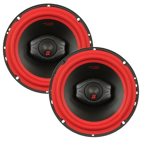 "Cerwin Vega Mobile Series 6.5"" 2-Way Coaxial Speaker 400W Max"