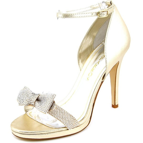 Caparros Zolina Women Gold Metallic Pumps