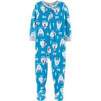 Carter's Little Boys' 1 Piece Abominable Snowman Fleece