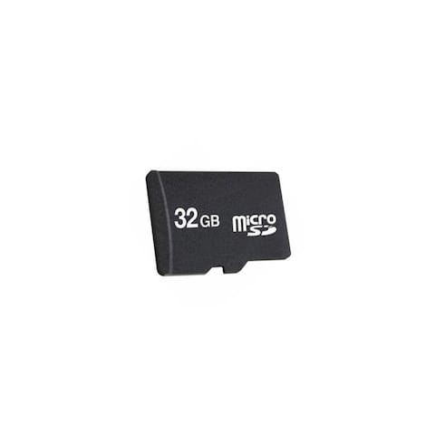 32GB SD Card with Adapter for Garmin/ Rand McNally/ TomTom/ Magellan - Black