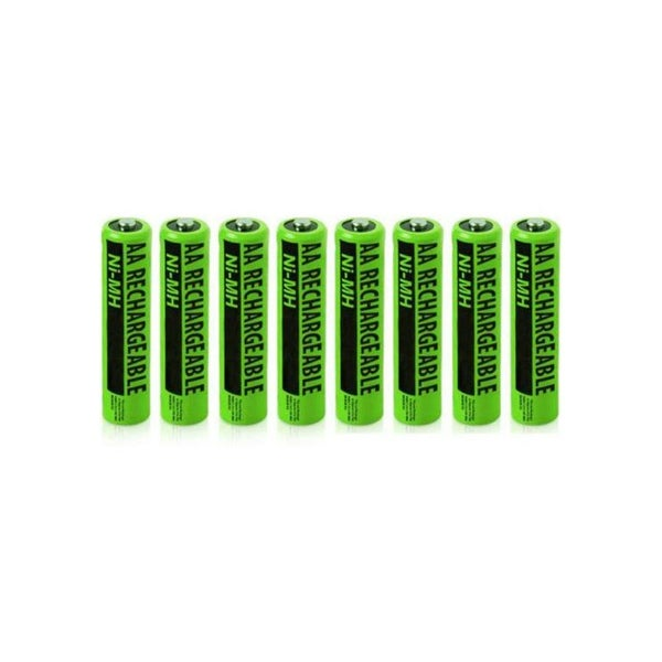 Clarity NiMH AAA Batteries (8-Pack) NiMh AAA Batteries 4-Pack